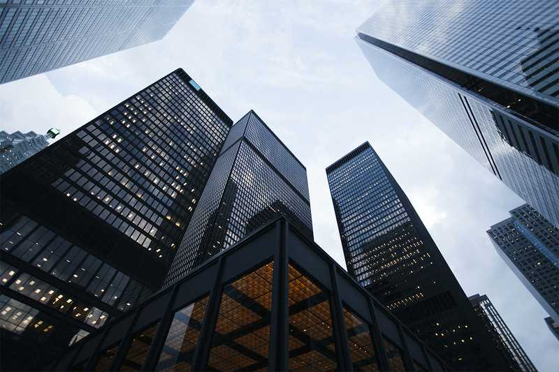 Financial Buildings